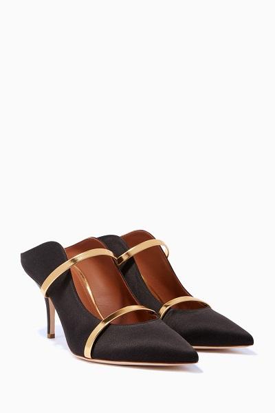 -حذاء بكعب من مالون سولييه Malone Souliers لسهرة العيد