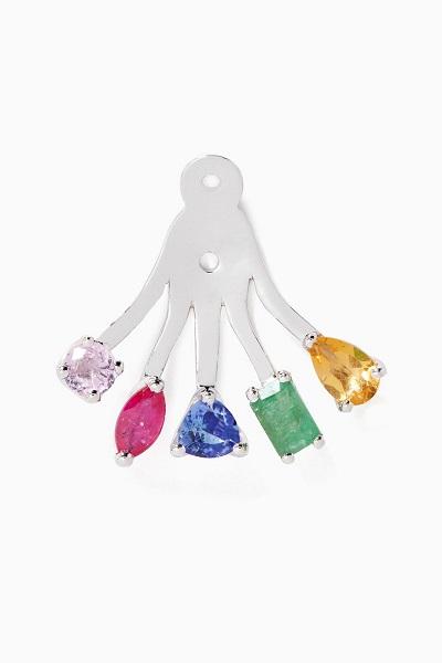 دلاية قرط من دار مجوهرات إم كيه اس MKS Jewellery