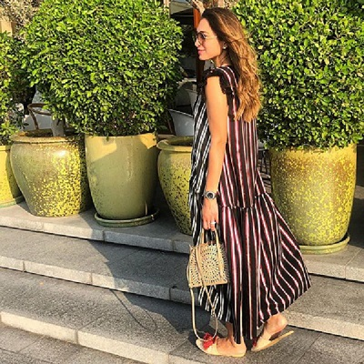 المدونة السعوديّة دانا ملحس غندور