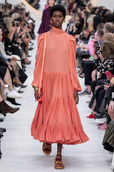 فستان واسع كاجوال من فانتينو Valentino