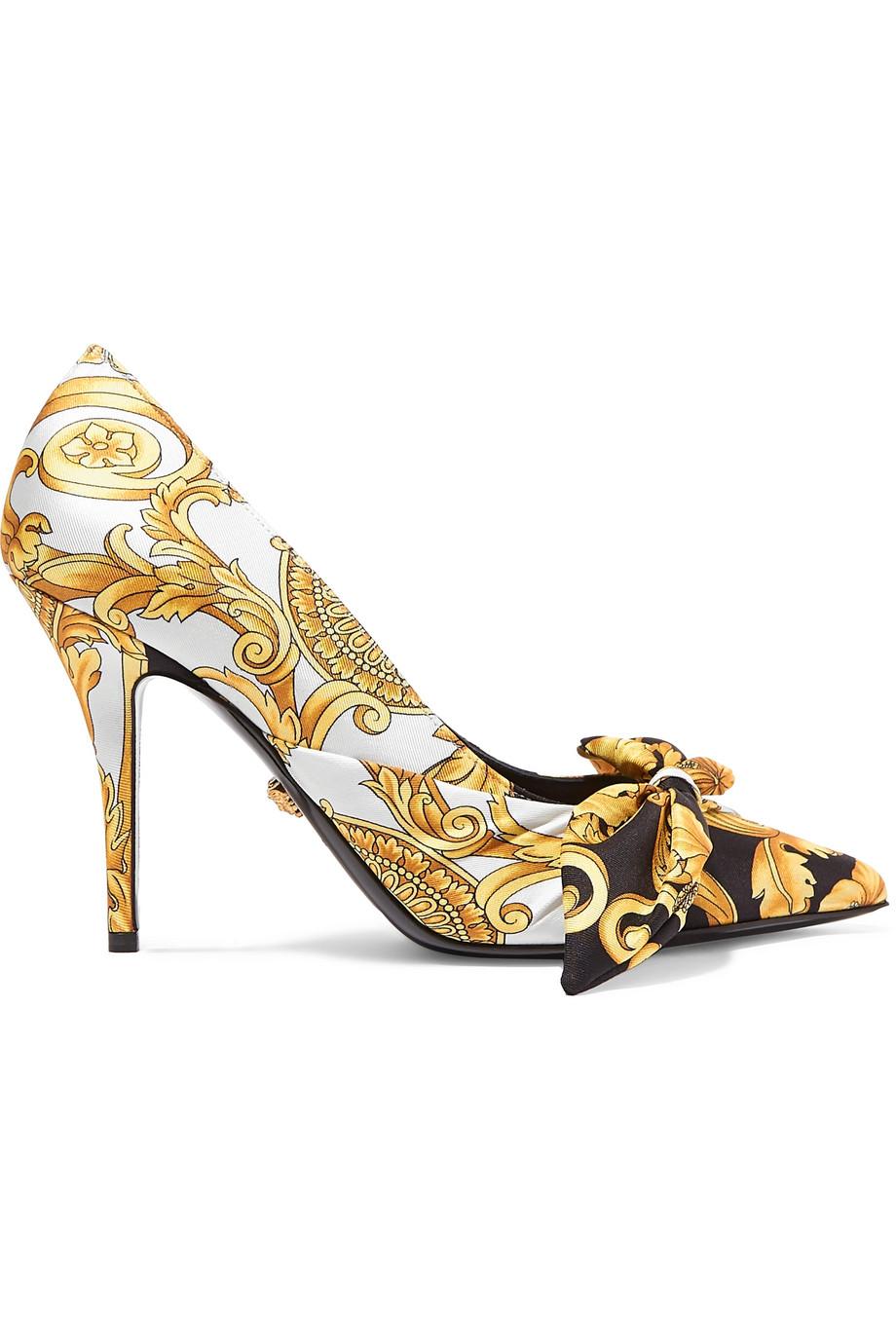 حذاء مطبع من فرساتشي Versace