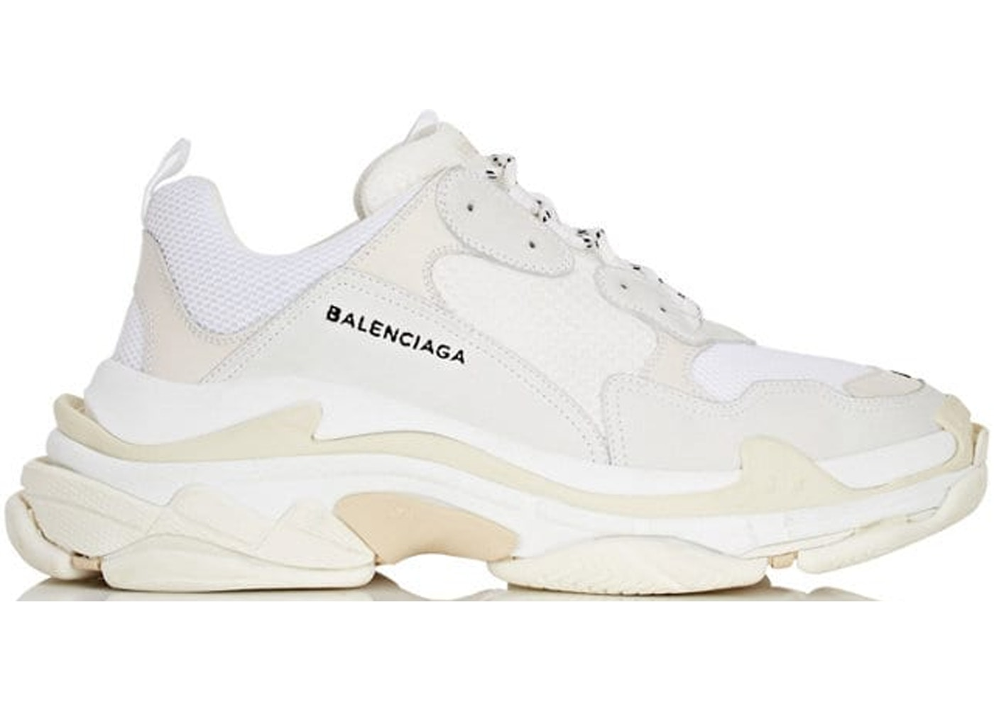 حذاء Triple S من Balenciaga