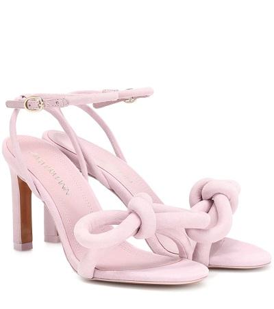 حذاء زهري مع عقدة من زيمرمان Zimmermann