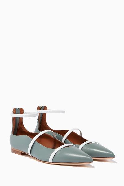أحذية فلات من مالون سولييه آخر موضة للجامعة