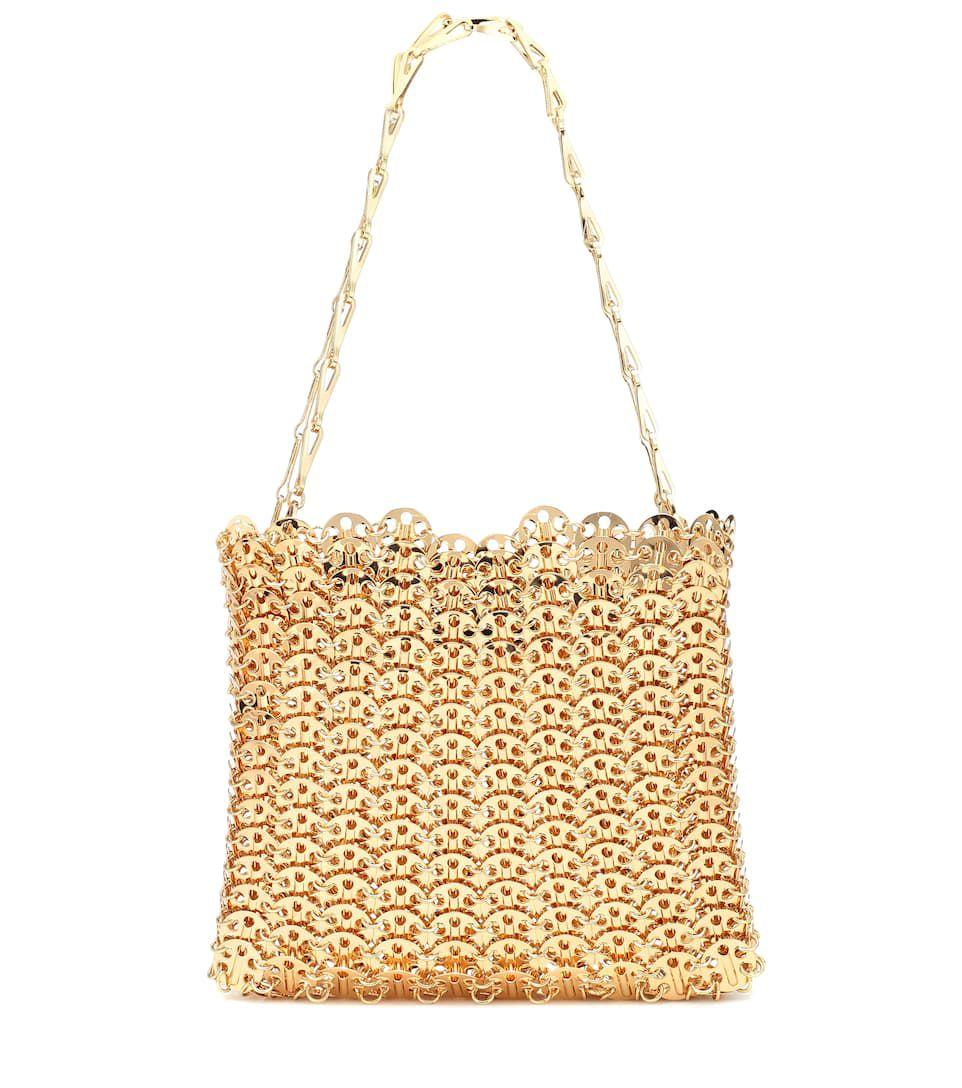 حقيبة ذهبية من باكو رابان Paco Rabanne