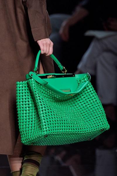 حقيبة كبيرة Tote Bag من فندي Fendi