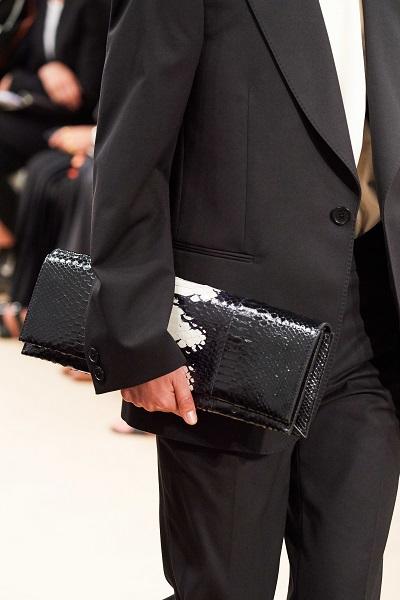 حقيبة كلاتش من تودز Tod's