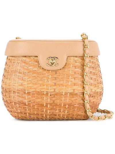 حقائب القش من شانيل Chanel آخر موضة صيف 2019