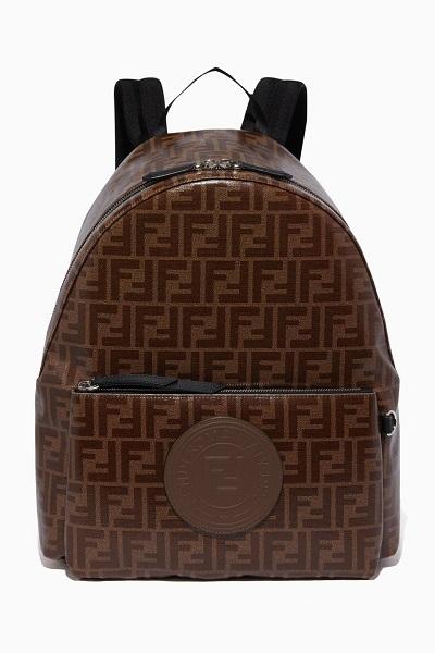 حقيبة سفر نسائية للظهر من فندي Fendi