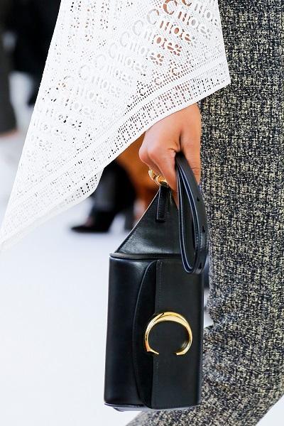 حقائب يد صغيرة سوداء