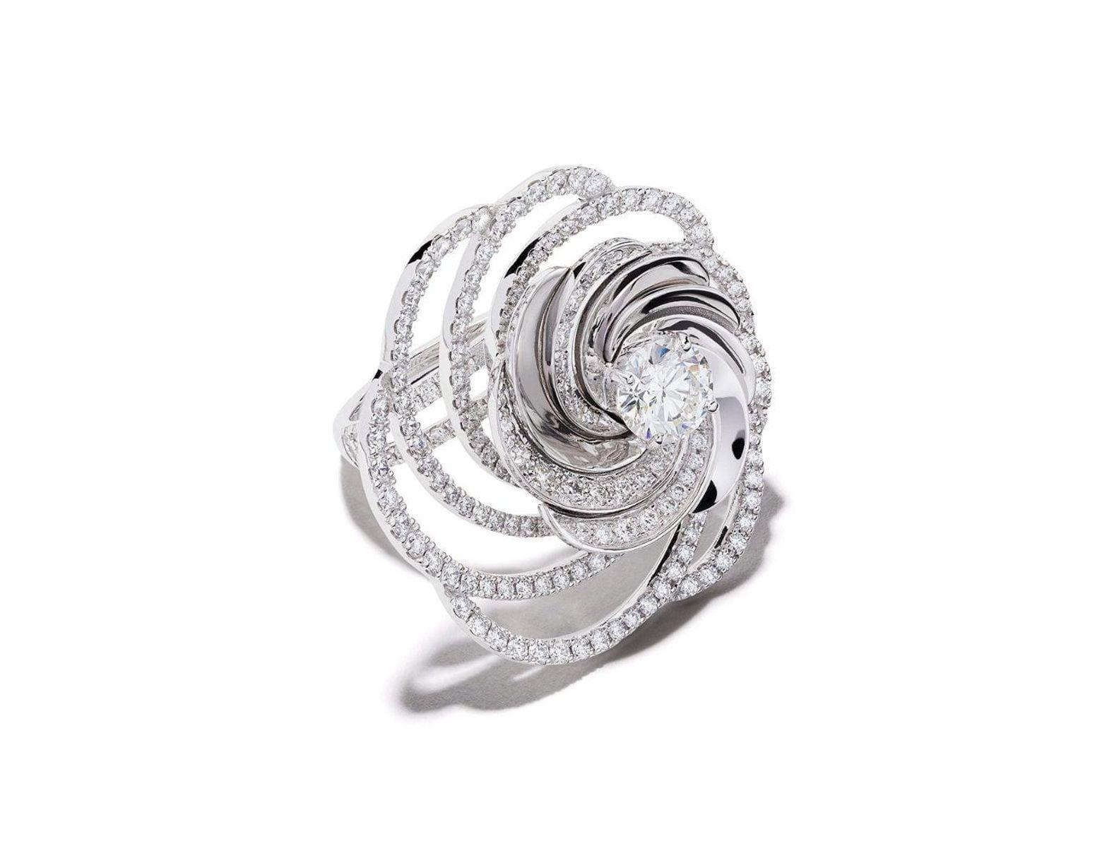 خاتم الماس من دار دي بيرز De Beers