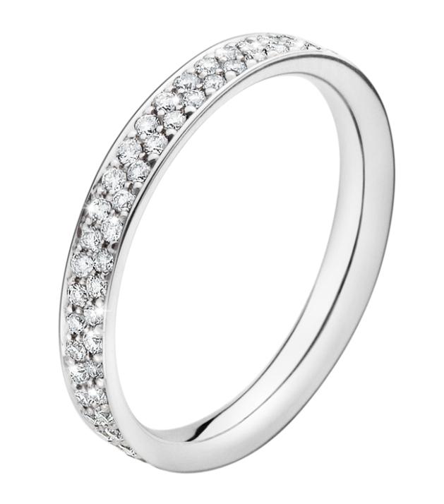 خاتم الماس من مجموعة The magic collection من GEORG JENSEN