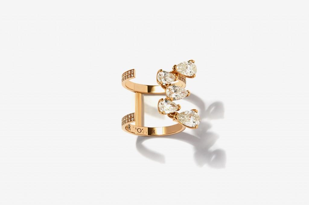 خاتم الماس من ريبوسي Repossi
