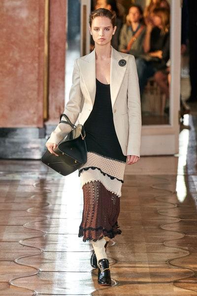 البليزر مع الفستان من ألتوزارا Altuzarra