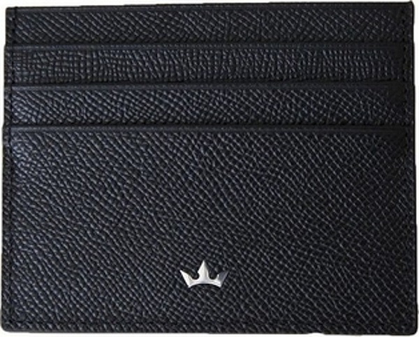 محفظة بطاقات رجالية باللّون الأسود من روديرير