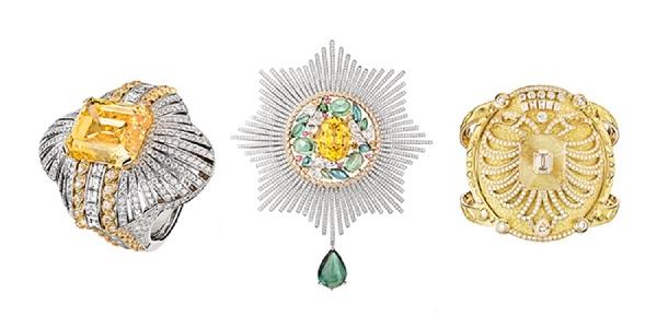 مجوهرات راقية من أسبوع الهوت كوتور بباريس لخريف 2019