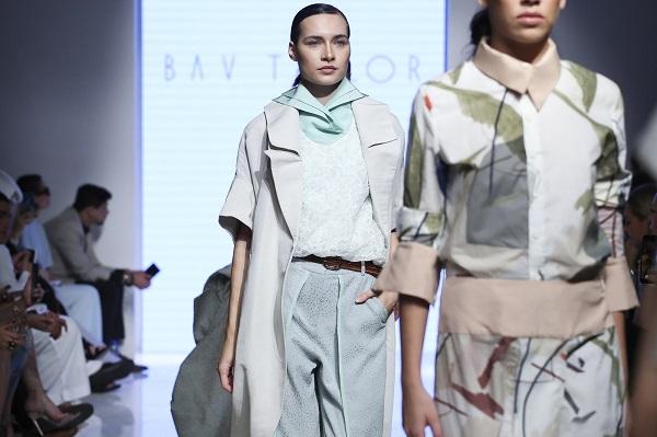 من مجموعة باف تايلور خلال اسبوع الموضة العربي 13