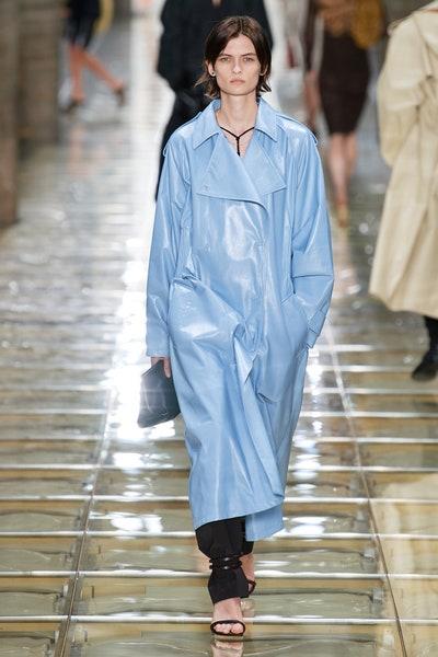 معطف من بوتيغا فينيتا Bottega Veneta