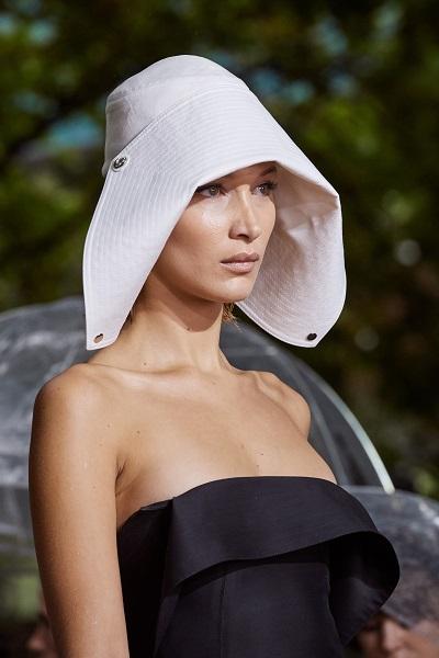 قبعة الصياد من لانفان Lanvin