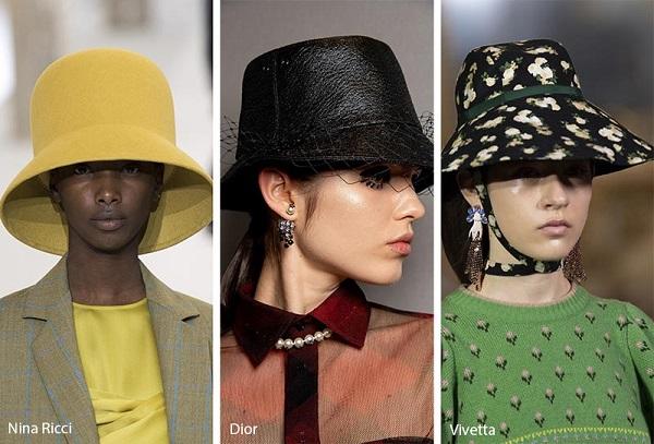 قبعات الدلو ضمن عروض شتاء 2020