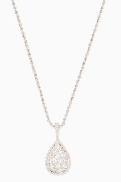 عقود الماس من بوشرون Boucheron