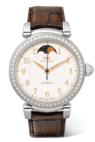 ساعة فاخرة من آي دبليو سي شافهوسن IWC Schaffhaussen