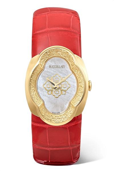 ساعة فاخرة من بوتشيلاتي Buccellati