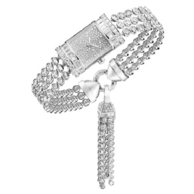 ساعة الماس من بوشرون Boucheron