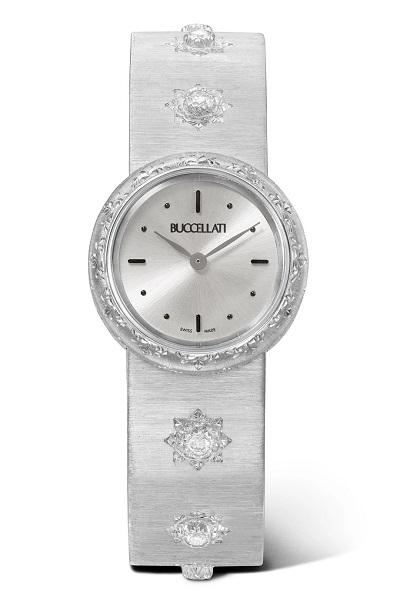 ساعة الماس من بوتشيلاتي Buccellati