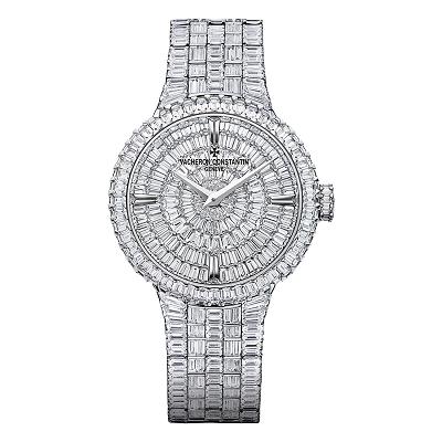 ساعة الماس من فاشرون كونستانتين Vacheron Constantin