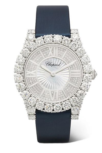 ساعة الماس من شوبارد Chopard