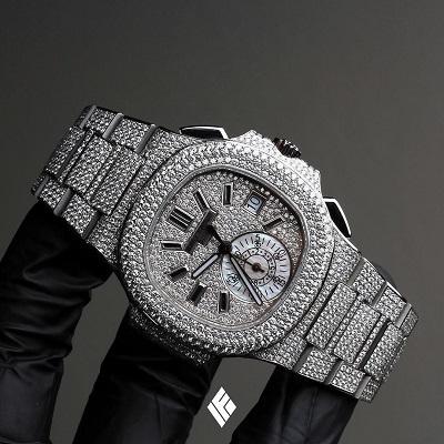 ساعة الماس راقية من باتيك فيليب Patek Philipe