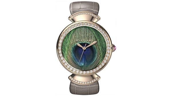 ساعة نسائية فخمة من بولغاري Bvlgari