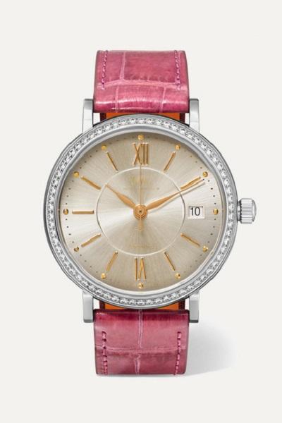 ساعة Portofino Automatic من آي دبليو سي شافهوسن IWC SCHAFFHAUSEN