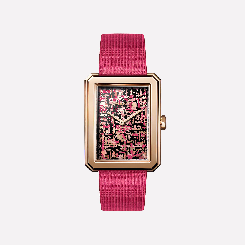 ساعة PREMIÈRE∙BOY TWEED WATCH من شانيل Chanel