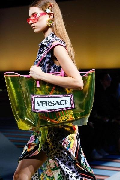 شنطة كبيرة من فرساتشي Versace