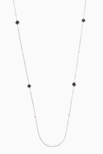 سلسلة ذهب طويلة من مجوهرات مارلي Marli