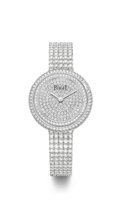 ساعات الماس راقية من علامة بياجيه Piaget موديل 2019