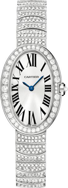 ساعات الماس راقية من علامة كارتييه Cartier موديل 2019