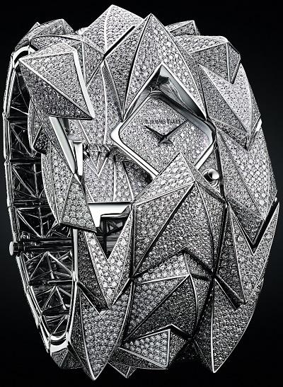 ساعات الماس راقية من علامة أوديمار بيغيه Audemars Piguet موديل 2019