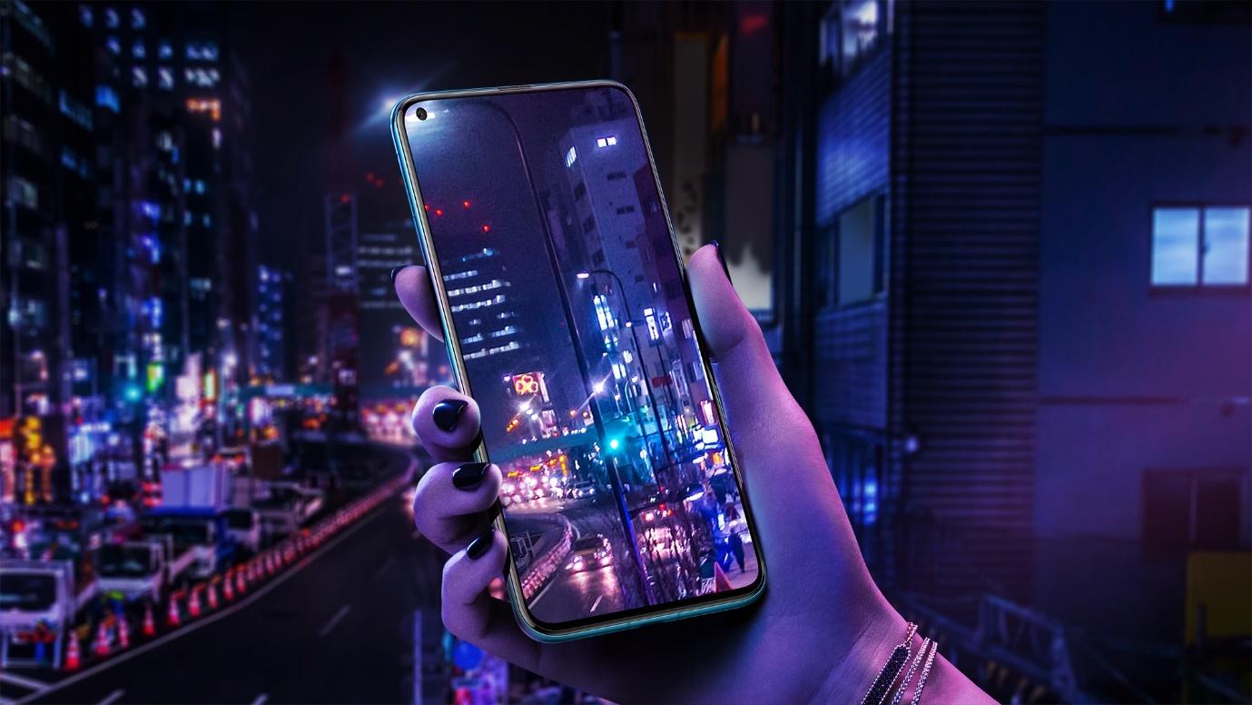 معلومات عن هاتفHUAWEI Nova 4 الجديد