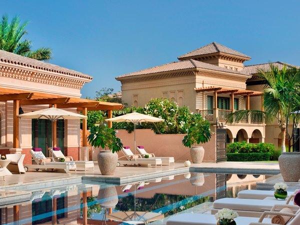 فنادق دبي الأفخم