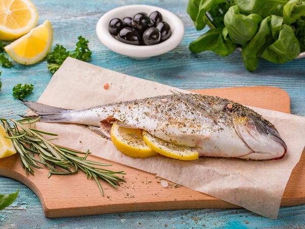 الأسماك في الرجيم الصحي