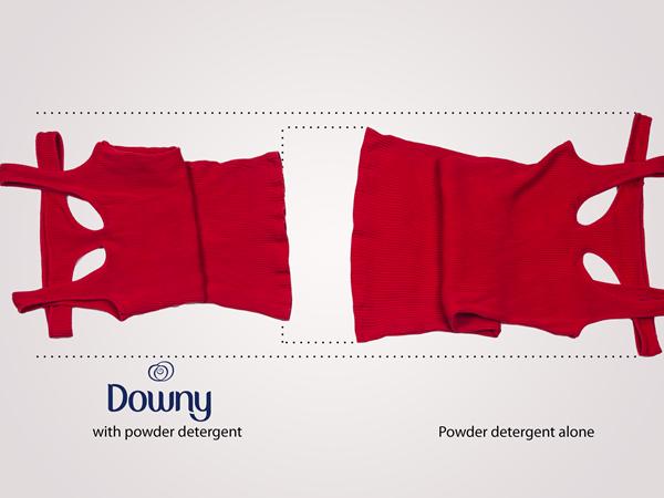 داوني الحل الأمثل لحماية الملابس من التمدد وبهتان الألوان