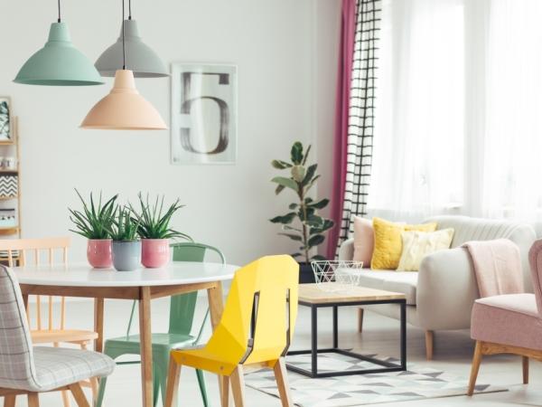 صور ديكورات المنزل بألوان الصيف