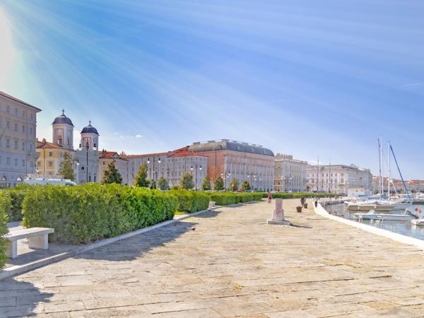 السياحة في ايطاليا: ترييستي وجهة ساحلية جذابة