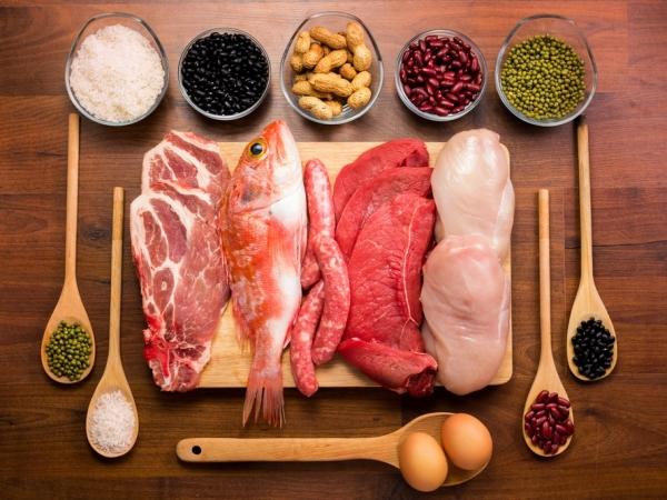 رجيم البروتين مفتاح للرشاقة