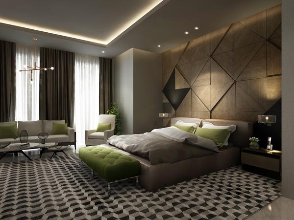 صور ديكورات غرف نوم مستوحاة من أجنحة الفنادق