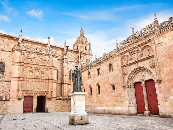 السياحة في اسبانيا: كنوز سالامانكا جديرة بالاستكشاف