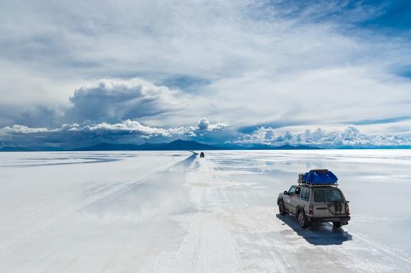 العرب المسافرون يختارون بوليفيا لرحلة شتوية عائلية